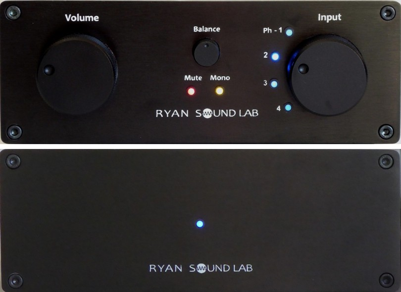 RSL Preamp/PS Combo
