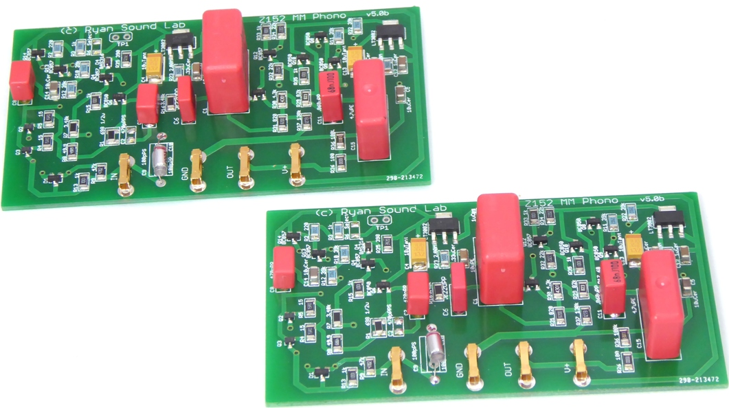 Z152 MM Phono Input - Click Image to Close